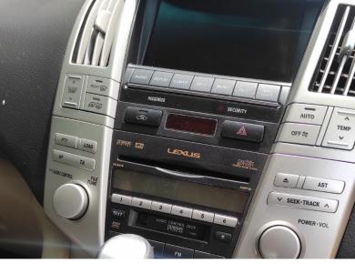 Harrier / Lexus stock radio