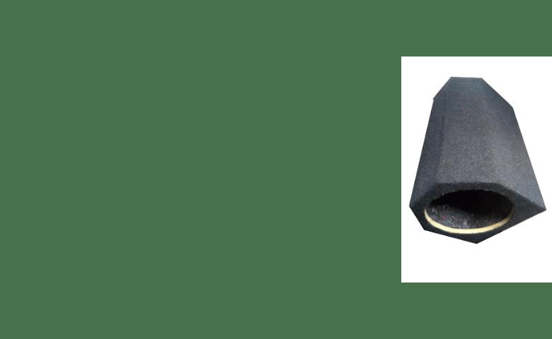 12 Inch Speaker Bass Tube