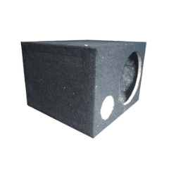 """12"""" Speaker Cabinet With 1 breather"""