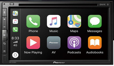 Pioneer AVH-Z5250BT Stereo with Navigation