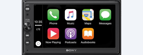 SONY XAV-AX100  Car Radio Receiver