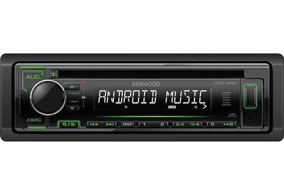 Kenwood  KDC-120U Car Radio receiver.