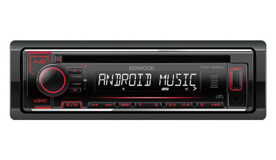 Kenwood KDC-1030U Car Stereo system.