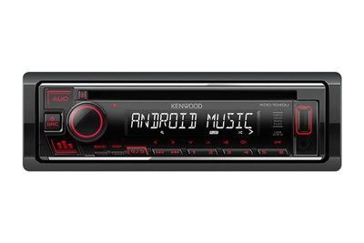Kenwood KDC-1040U One din Car Radio.