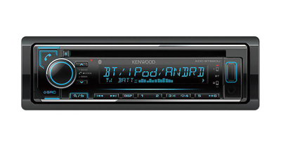 KENWOD KDC-BT640U Car Stereo with Bluetooth