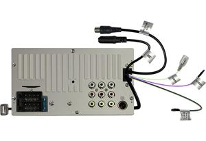 "Kenwood 6.8"" Car Radio with USB Mirroring DMX12OBT"