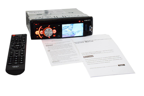 Swift Car Stereo WITH 3 INCH Display Screen.