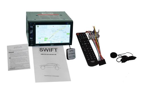 Swift AV 635 GPS Radio.