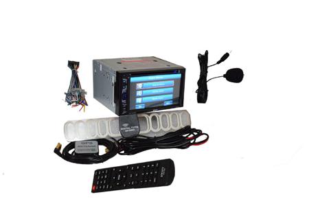 Swift AV 540 GPS TV Radio