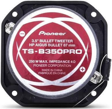 Pioneer TS-B350PRO Car Bullet Tweeters