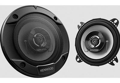 Kenwood KFC-S1056 4 inch car speakers.