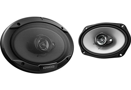 Kenwood KFC-S6966 oval speakers.