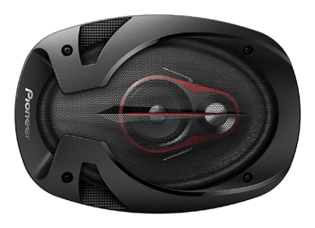 Pioneer TS-R6951S Oval Car Speakers