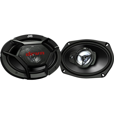 JVC CS-DR6930 Oval speakers.