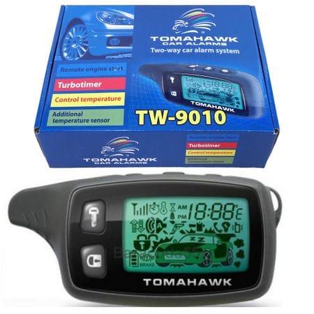 Tomahawk TW-9010 Two way car alarm.
