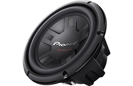 Pioneer TS-W261S4 car bass speaker.