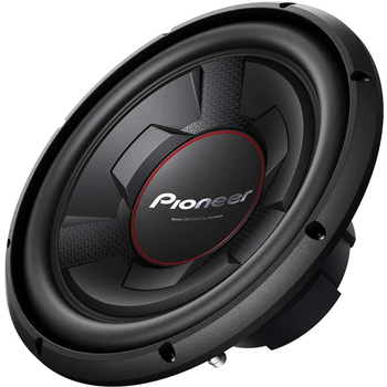Pioneer TS-W306R Car bass speaker.