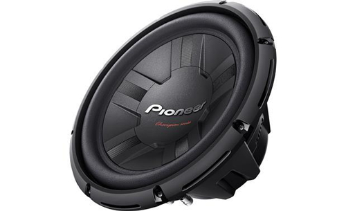 Pioneer TS-W311D4 Double coil Subwoofer.