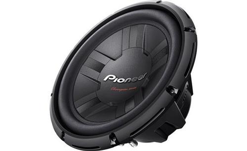 Pioneer TS-W311D4 double coil Speaker