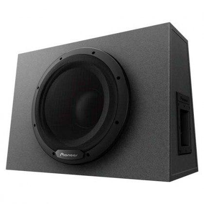 Pioneer TS-WX1210A Powered subwoofer.