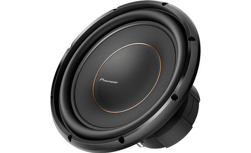 Pioneer TS-D12D4 Double coil bass speaker.