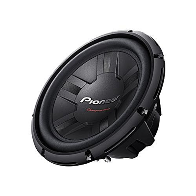 Car Sub woofer Pioneer TS-W311S4  Max Power 1400 Watts
