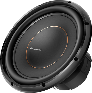 Pioneer TS-D12D2 Double Coil Bass Speaker