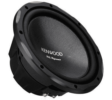 Kenwood KFC-HQR3000 HQ Reference subwoofer.