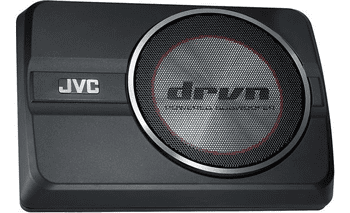 JVC  CW-DRA8 Under seat subwoofer.