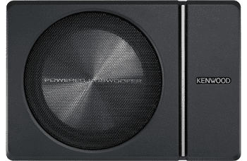 KENWOOD KSC-PSW8 Car Underseat Subwoofer.