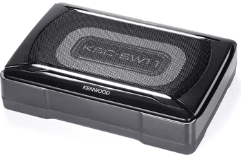 KENWOOD KSC-SW11 Car Underseat Subwoofer