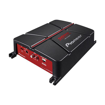 Pioneer GM-A3702 2 Channel car amplifier.