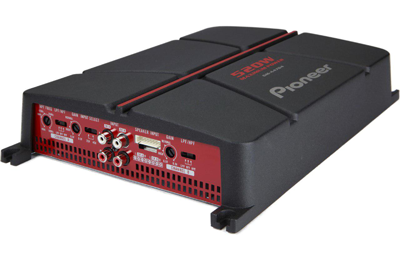 Pioneer GM-A4704 4 Channel car amplifier.