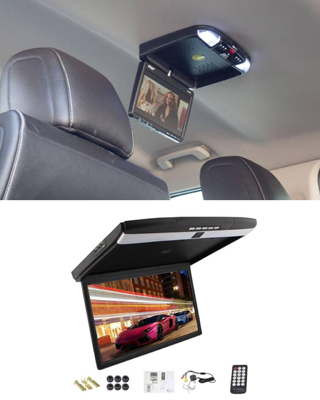 14 inch roof mount monitor