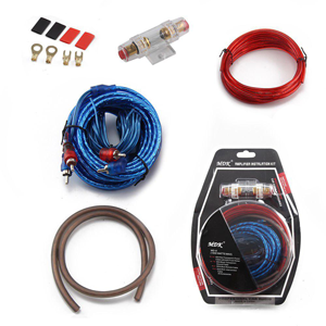 Car music system wiring kit.