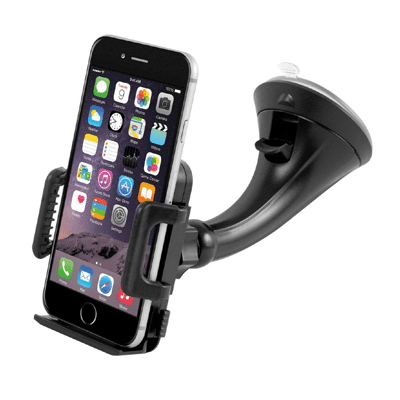 Universal car smart phone holder.