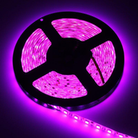 Pink Decorative Lights 5 Metre Set LED Strip