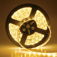Warm white 5 Metre set led strip decorative light.