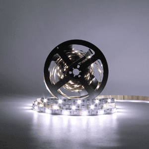 5 Metre Set LED Strip Light- White