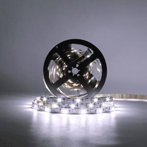 5 Metre set led strip light- white.
