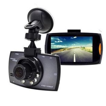 Front recording car dash camera.