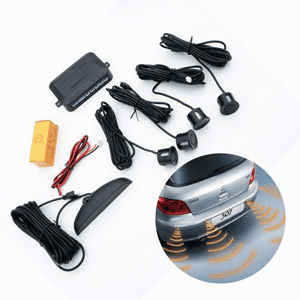 4pc car parking sensors led display.