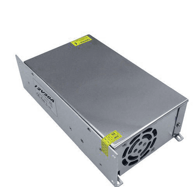 Industrial power supply unit (PSU) 12V 50A.