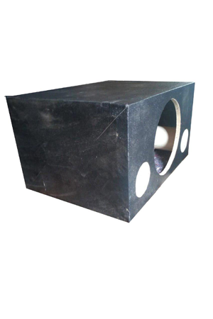 12 Inch Speaker Cabinet With Two Breathers