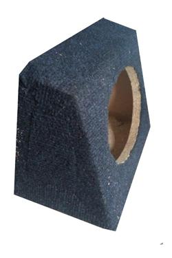 6*9 inch slant speaker cabinet.