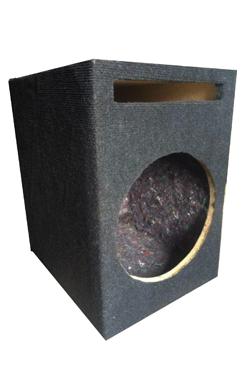 12 inch speaker slot bass box.