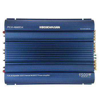 BOSCHMANN PCH-4880DX Bridgeble Car Amplifier
