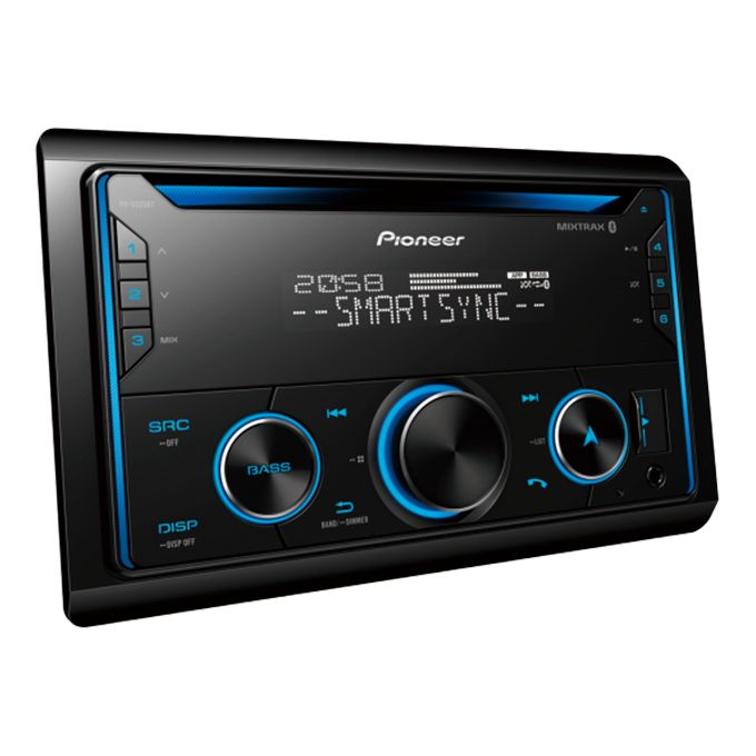 Pioneer FH-S525BT Car Audio Receiver