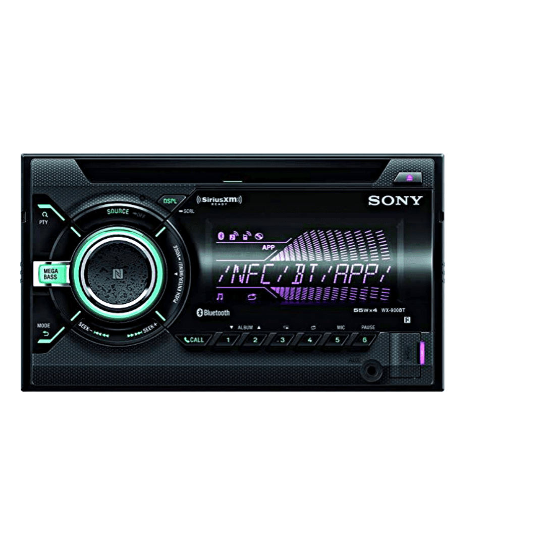 Sony Car Stereo System WX-900BT