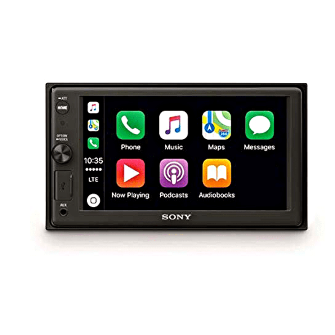 Sony XAV-AX1000 Car Stereo with Apple Car Play
